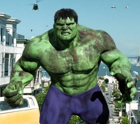 The Hulk - Montage: William Markström Spetz